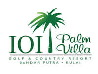 IOI Palm Villa Golf & Country Resort, Malaysia