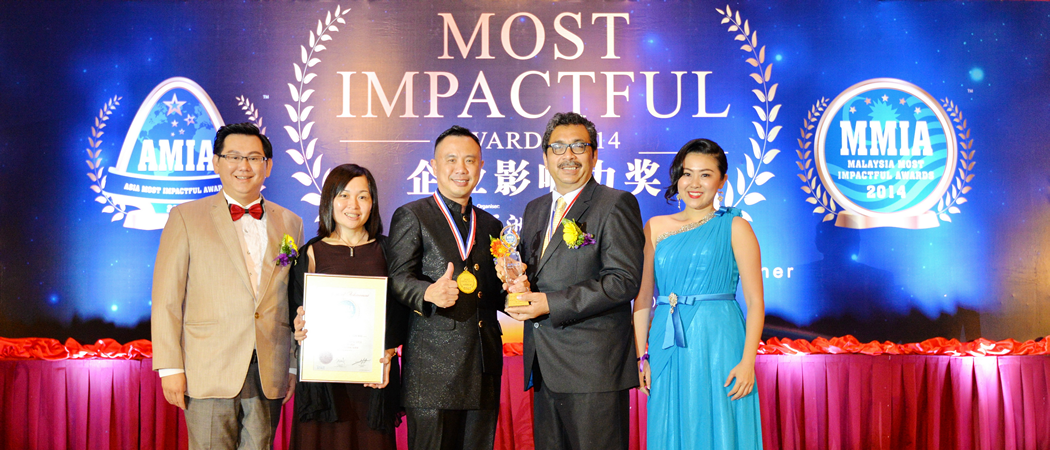 Albatrozz Malaysia Most Impactful Service Award 2014